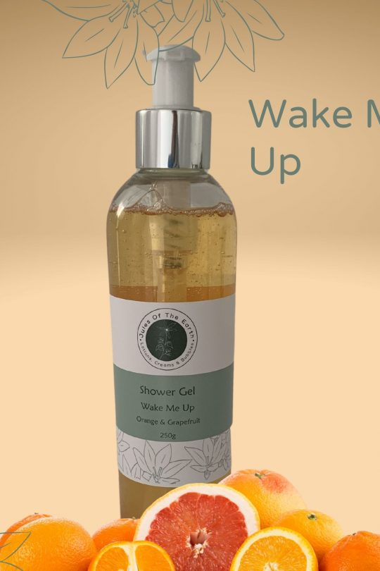 JOTE Wake Me Up Shower Gel