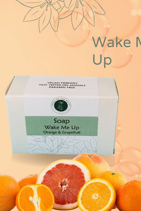 JOTE Wake up Soap